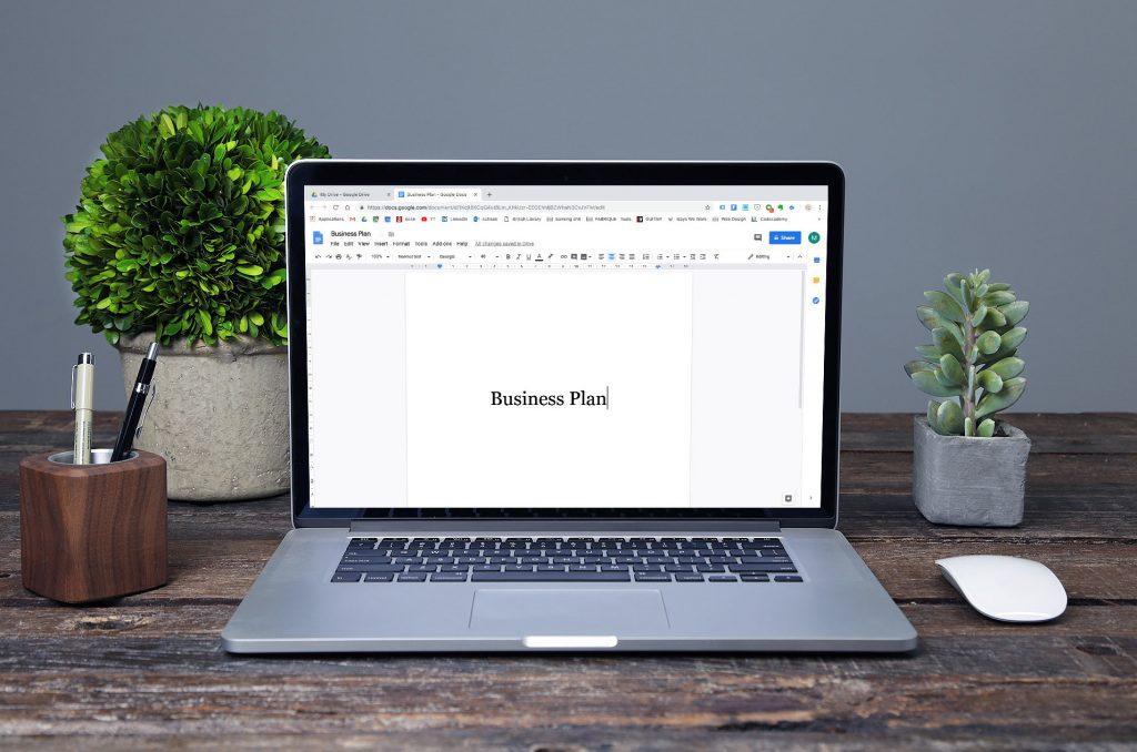 La rédaction du business plan est une étape importante de la création d'entreprise